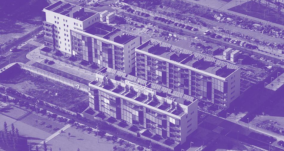 Grandes conjuntos residenciales